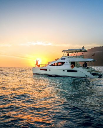 Private Charter Catamaran All inclusive