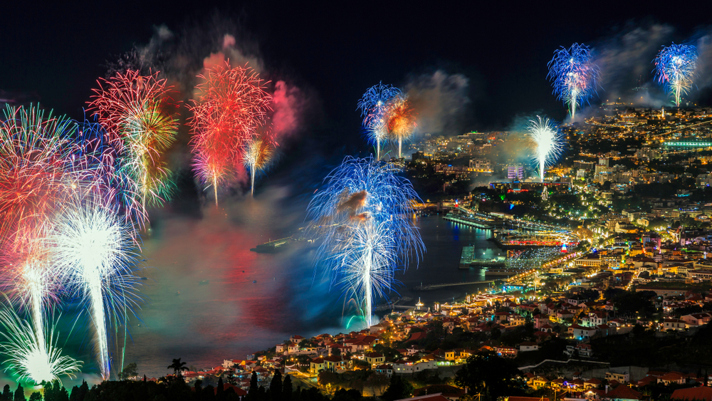 Funchal Fireworks